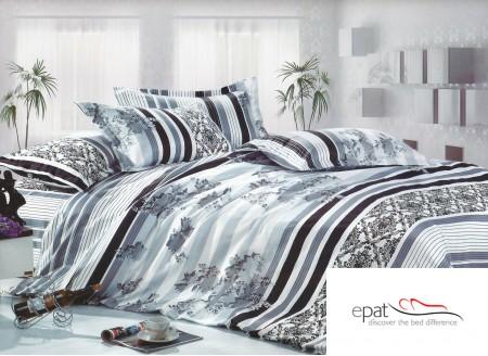 Zece modele superbe de lenjerii de pat din bumbac satinat - Poza 9