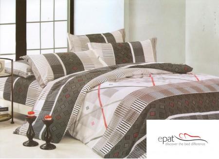 Zece modele superbe de lenjerii de pat din bumbac satinat - Poza 7