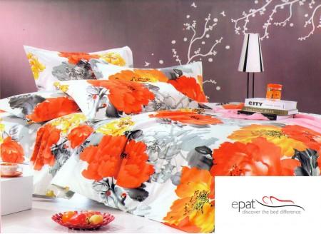 Zece modele superbe de lenjerii de pat din bumbac satinat - Poza 3