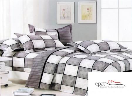 Zece modele superbe de lenjerii de pat din bumbac satinat - Poza 2