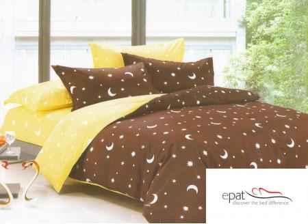 Zece modele superbe de lenjerii de pat din bumbac satinat - Poza 10