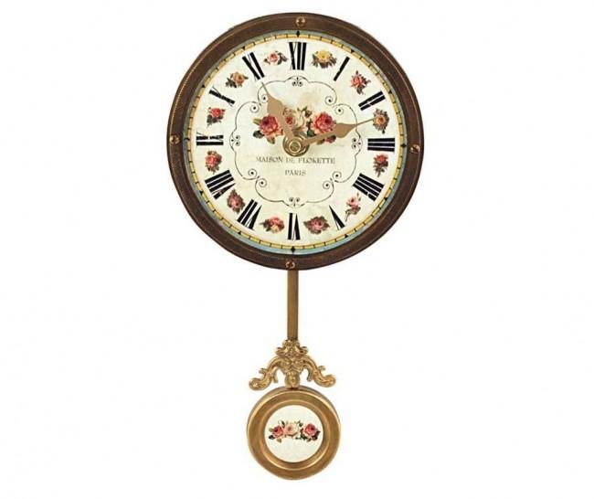 Accesorii utile pentru un spatiu cat mai chic: ceasurile de perete vintage - Poza 1