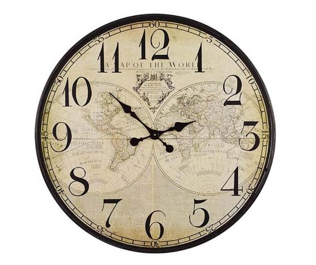 Accesorii utile pentru un spatiu cat mai chic: ceasurile de perete vintage - Poza 2