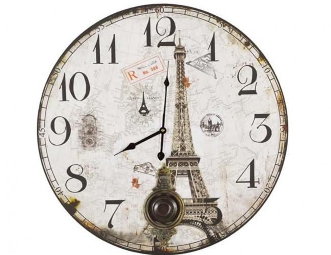 Accesorii utile pentru un spatiu cat mai chic: ceasurile de perete vintage - Poza 3