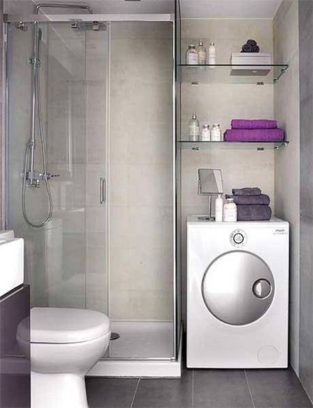 Amenajare baie de bloc: trei sfaturi practice pentru bai foarte mici - Poza 1