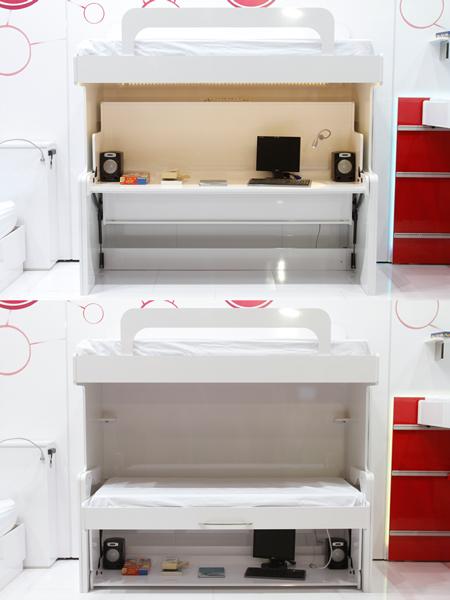 Trei idei geniale de mobilier functional pentru camera copiilor - Poza 1