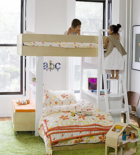 Trei idei geniale de mobilier functional pentru camera copiilor - Poza 2