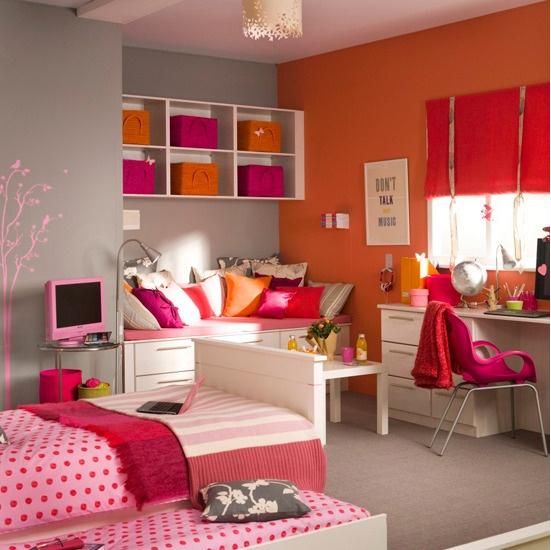 Cum decorezi o camera de tineret: patru trucuri care nu dau gres niciodata - Poza 2