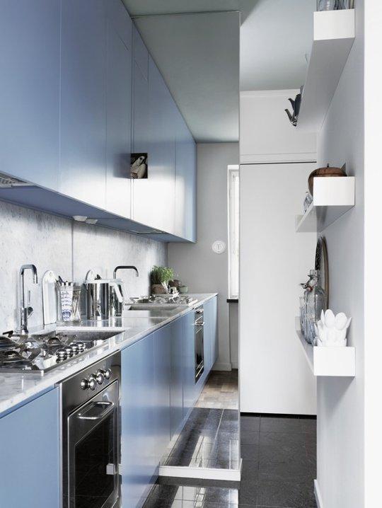Idei de amenajare pentru bucatarii mici - Poza 4