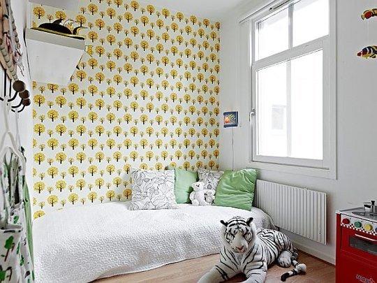 11 modele de paturi pentru copii la nivelul podelei - Poza 1