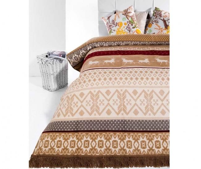 Paturi tricotate pentru o iarna calduroasa - Poza 2