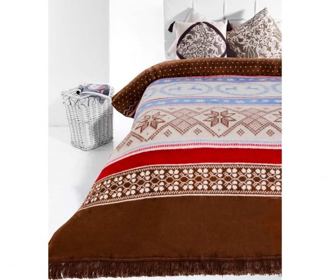 Paturi tricotate pentru o iarna calduroasa - Poza 4