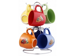 Ceramica in culorile lunii decembrie - Poza 5