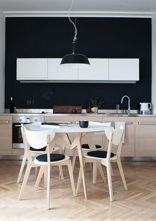 Decopera-ti stilul preferat: 12 interioare de bucatarii superbe in alb-negru - Poza 11