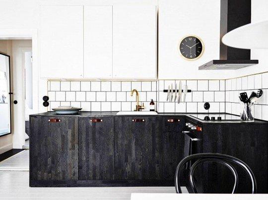 Decopera-ti stilul preferat: 12 interioare de bucatarii superbe in alb-negru - Poza 9