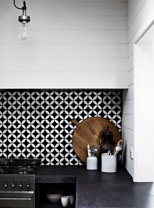 Decopera-ti stilul preferat: 12 interioare de bucatarii superbe in alb-negru - Poza 8