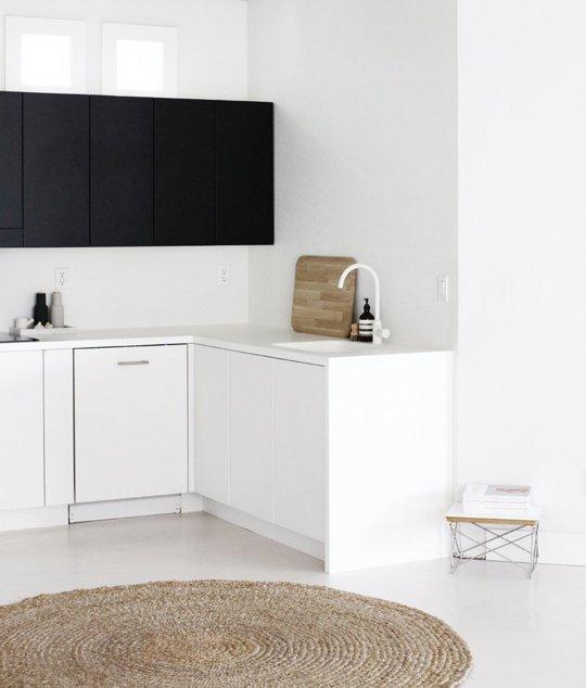 Decopera-ti stilul preferat: 12 interioare de bucatarii superbe in alb-negru - Poza 6