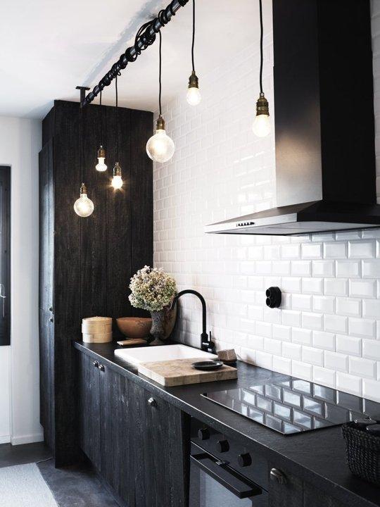 Decopera-ti stilul preferat: 12 interioare de bucatarii superbe in alb-negru - Poza 5