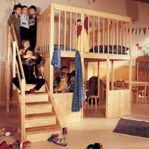 Mobilierul pentru camera copiilor - Poza 1