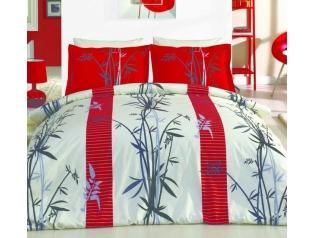 Lenjerii de pat din bumbac satinat la super reduceri - Poza 3