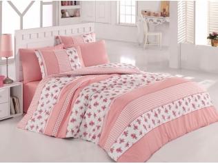 Lenjerii de pat din bumbac satinat la super reduceri - Poza 4