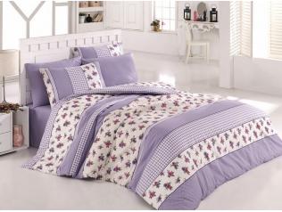 Lenjerii de pat din bumbac satinat la super reduceri - Poza 5