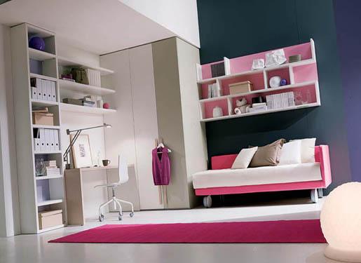 Sapte idei de design interior pentru camera unei adolescente - Poza 2