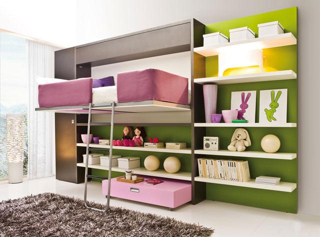 Sapte idei de design interior pentru camera unei adolescente - Poza 3