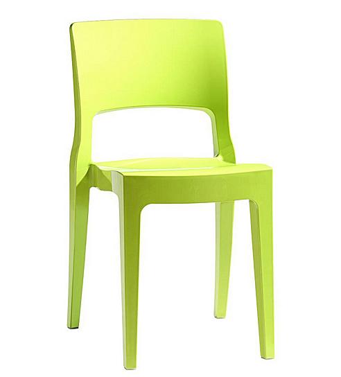 Scaune cu un design inedit in culori puternice si linii moderne la 4interior.ro - Poza 2