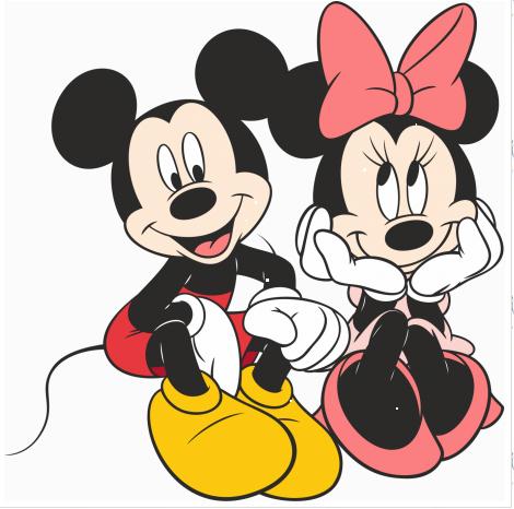 Inveseleste camera copiilor cu stickere decorative ale celor mai iubite personaje Disney - Poza 5