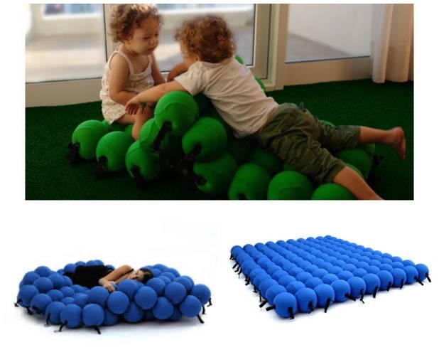Cinci paturi pentru copii cu un design inovativ - Poza 4