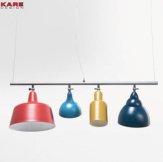 Corpuri de iluminat intr-un design nonconformist si extravagant de la Kare - Poza 4