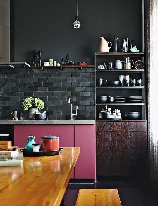 10 idei de design interior pentru bucataria ta intr-un contrast surprinzator - Poza 9