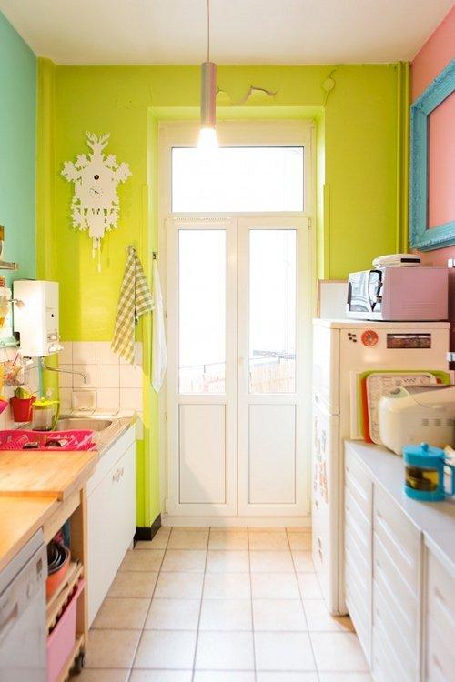 10 idei de design interior pentru bucataria ta intr-un contrast surprinzator - Poza 8