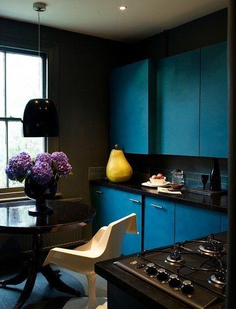 10 idei de design interior pentru bucataria ta intr-un contrast surprinzator - Poza 5