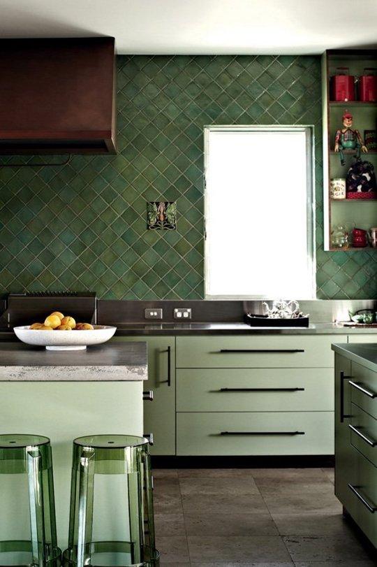 10 idei de design interior pentru bucataria ta intr-un contrast surprinzator - Poza 4