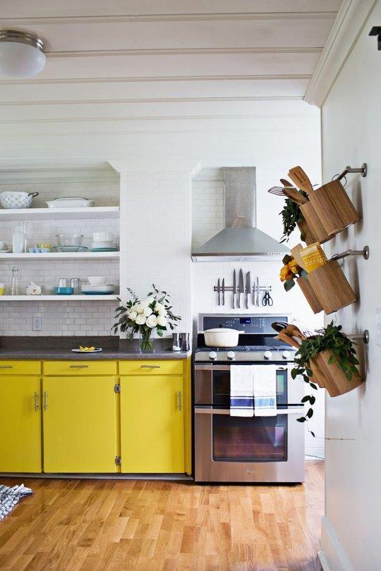 10 idei de design interior pentru bucataria ta intr-un contrast surprinzator - Poza 3