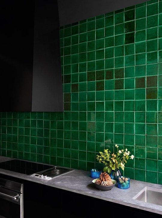 10 idei de design interior pentru bucataria ta intr-un contrast surprinzator - Poza 2