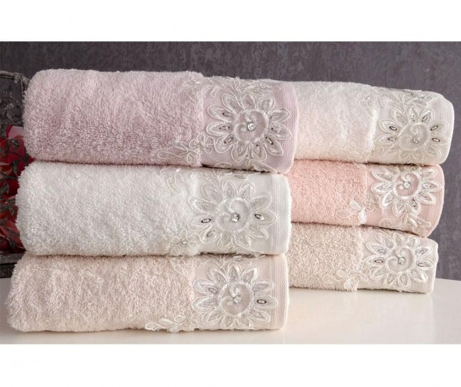 Rasfatul culorilor in pastel si reduceri de pana la 40% la textilele de baie vivre.ro - Poza 4