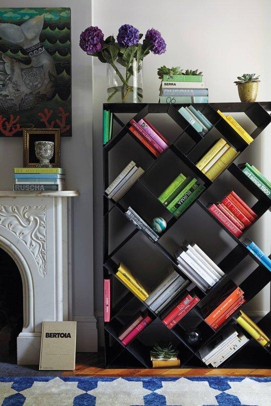 10 rafturi de biblioteca ce va vor surprinde prin unicitatea si creativitatea designului - Poza 6