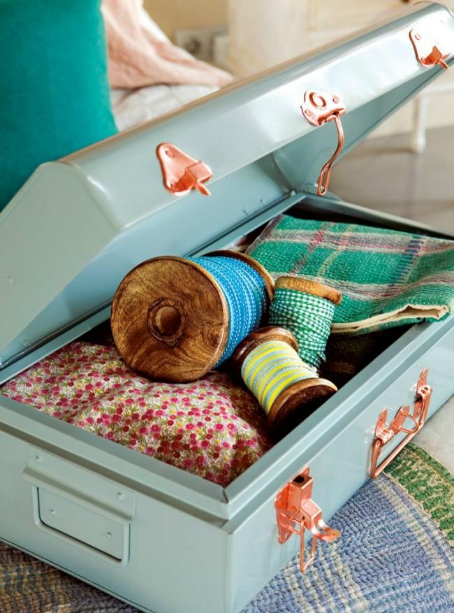 Eleganta unui dormitor in fermecatorul stil vintage - Poza 4