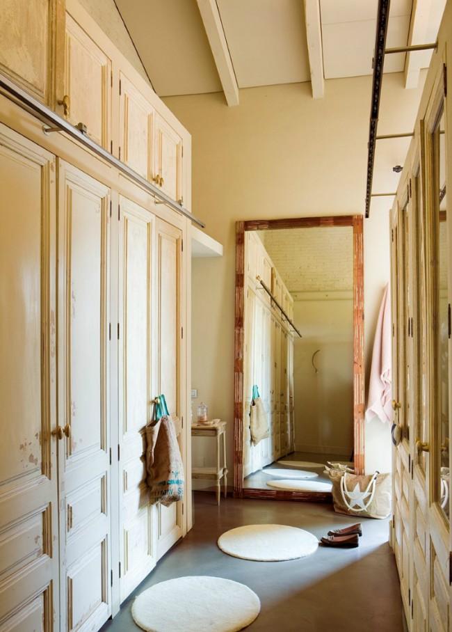 Eleganta unui dormitor in fermecatorul stil vintage - Poza 6