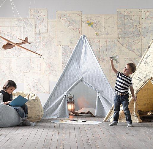 Sase idei miunate pentru camera copilului tau - Poza 1