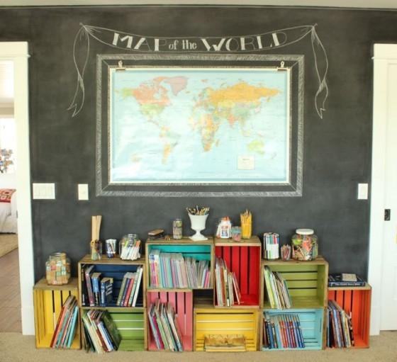 Sase idei miunate pentru camera copilului tau - Poza 3