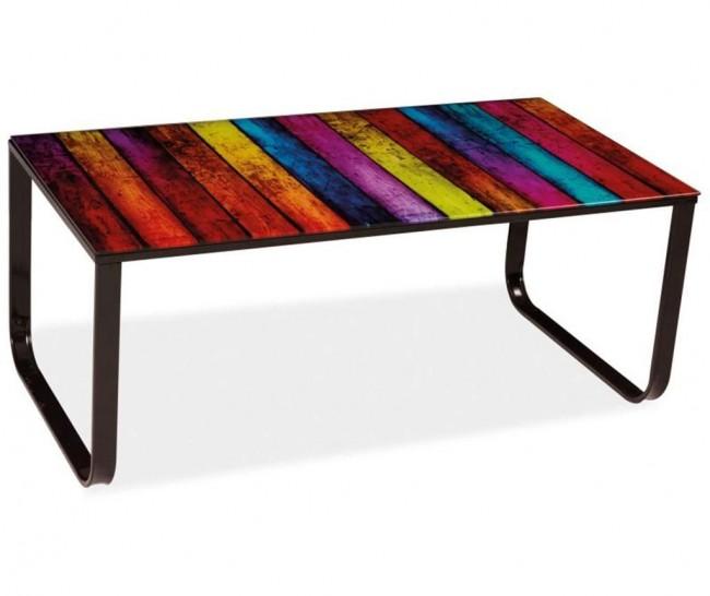 Culori vibrante in mobilierul si accesoriile pentru dormitor - Poza 3