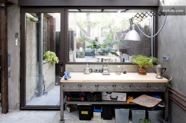 Atmosfera imbietoare a unui apartament chic in stil industrial - Poza 4
