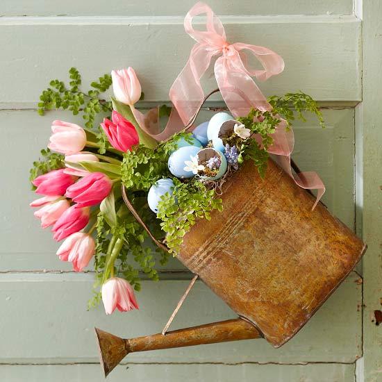 10 idei de decoratiuni inedite de Paste si primavara - Poza 2