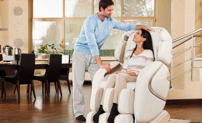 De ce sa alegi un fotoliu de masaj pentru birou? - Poza 1