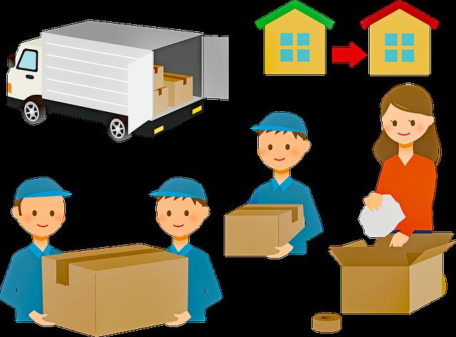 Firma transport mobila pentru relocari - Poza 1