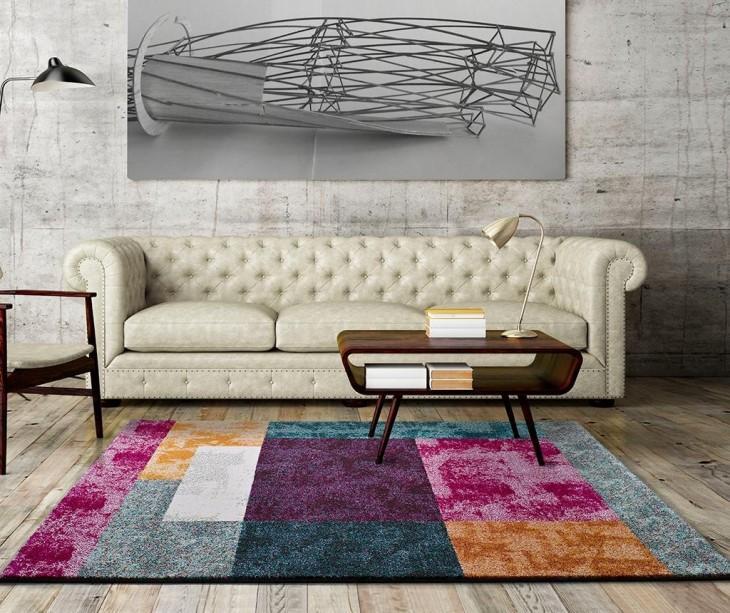 3 elemente esentiale de care sa tii cont in alegerea covorului - Poza 2